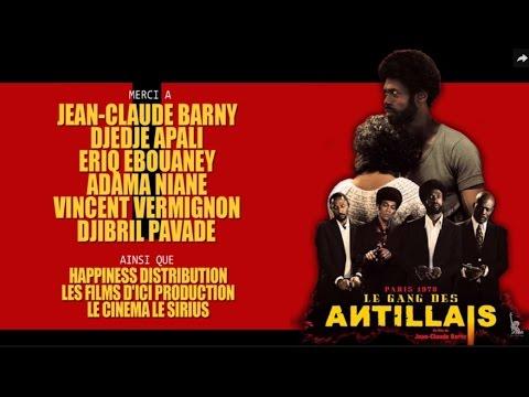 LE GANG DES ANTILLAIS (2016) Trailer - BONUS