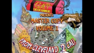 """Afta Maff - Death Before Dishonor feat. B.G. Knocc Out (Master Copy Vol. 1 """"From Cleveland 2 Cali"""")"""
