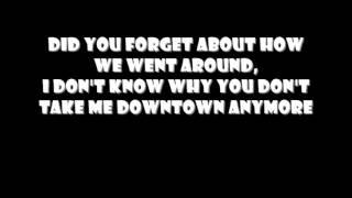 Lady Antebellum - Downtown (Lyrics)