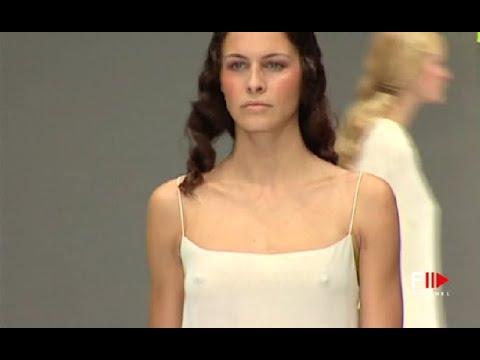 KRIZIA Spring 1999 Milan - Fashion Channel