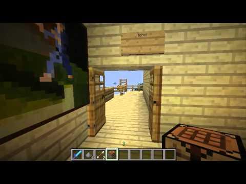 Minecraft Lüks Evler Bölüm 2-Panpa Gaming