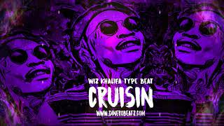 "[NEW] Wiz Khalifa x Curren$y Type Beat ""Cruisin"" 2018 - 2019   Hip-Hop Instrumental"