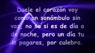 ►11 Banda MS Duele Letra Video HD [Mi Razon De Ser 2012] Estudio