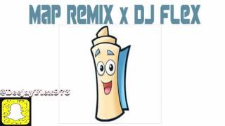 "Dj Flex ~ ""I'm The Map Remix"" Dora The Explorer ( Jersey Club Remix )"