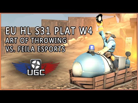 UGC EU HL S31 Plat W4: Art of Throwing vs. Feila eSports