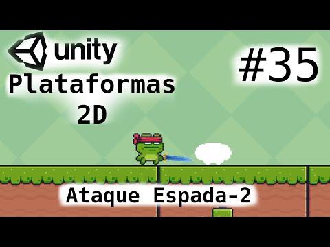 Juego De Plataformas 2D/Unity Tutorial 2021/Ataque con Espada Parte 2/Cap-35