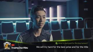 Giới thiệu đội tuyển VIETNAM IMMORTALS - EACC Winter 2018 - FIFA Online 4
