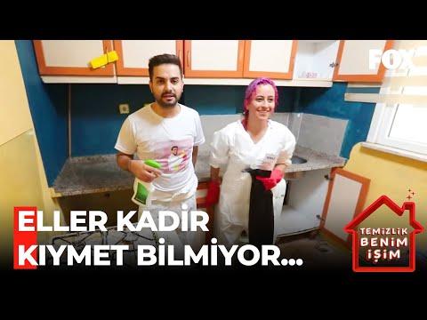 Kiraz Hanım Mutfak Çekmecesini Kırdı - Temizlik Benim İşim 216. Bölüm