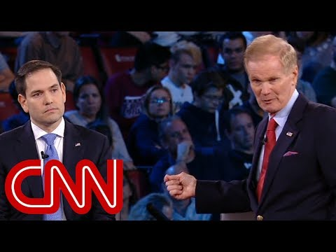 Nelson defends Rubio: He showed up, Gov. Scott did not