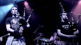 BAGS OF ROCK - 'Rain Stain' Inverness Hogmanay 2011 (remastered)