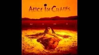 Alice in Chains   -   Would? [HQ Audio] w/Lyrics on the Screen