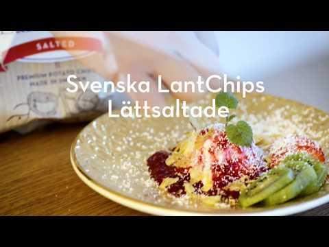 Glass med LantChips –#Chipstips