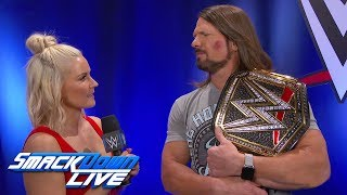 AJ Styles vows to finish Shinsuke Nakamura once and for all: SmackDown LIVE, May 8, 2018