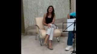 Patrycya Costa - Tem um cantor gospel lá em casa