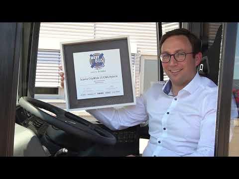 ETM Award - Scania Citywide siegt mit alternativem Antrieb