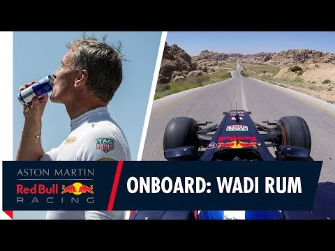 On Board with David Coulthard in Jordan