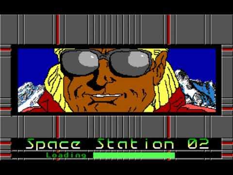 Major Stryker (Lava Planet) (Apogee Software) (MS-DOS) [1993] [PC Longplay]