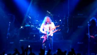 Megadeth - foreclosure of a dream live london 2012