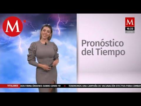 El clima para mañana 22 de enero, con Jessica de Luna