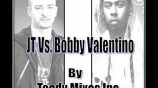 Bobby Valentino Anonymous Vs. Justin Timberlake My Love HOT