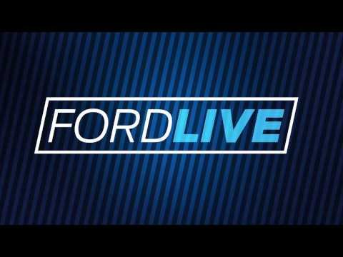 Ford Live Frankfurt Webcast Highlights