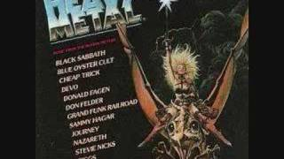 HEAVY METAL-Grand Funk Railroad-Queen Bee