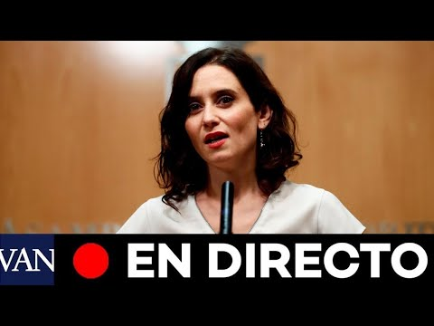 DIRECTO: Rueda de prensa de Ignacio Aguado tras la reunión del Consejo de Gobierno