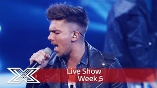 Matt Terry opens the show with Wham! I'm Your Man | Live Shows Week 5 | The X Factor UK 2016
