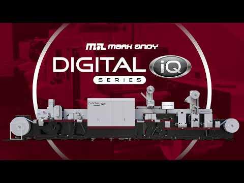Digital Series iQ Converting Options Spotlight: Vertical Die Cut Semi-Rotary