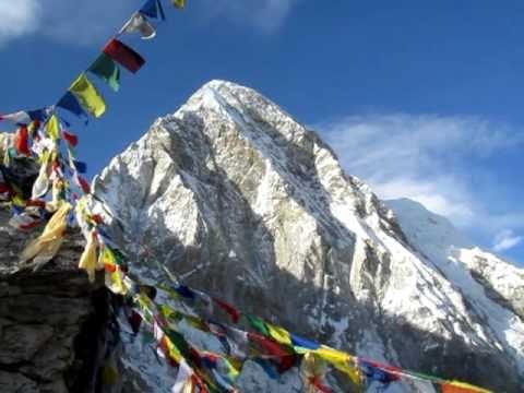 Kalapattar, vistas del Everest