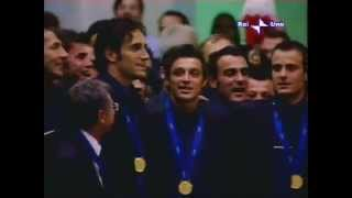 Anthem of Italy - Champions of the World - 2006 - Greatest ever Team