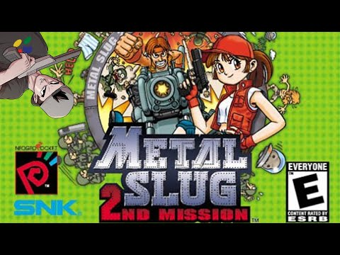 Metal Slug: 2nd Mission    Hazme Recordar Neo Geo Pocket Color