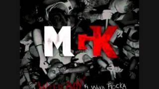 Machine Gun Kelly ft. Waka Flocka - Wild Boy (Music Video & Lyrics)