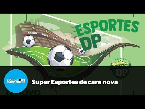 Esportes DP, novo site de Esportes do Diario de Pernambuco, entra no ar