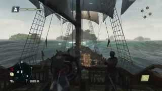 Assassin's Creed IV: Black Flag - Johnny Boker close-up gameplay
