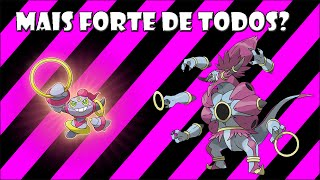 HOOPA, O POKÉMON MAIS PODEROSO? (NO ANIME)