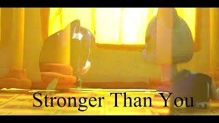 - LPS : UNDERTALE - Stronger Than You - Sans and Chara -