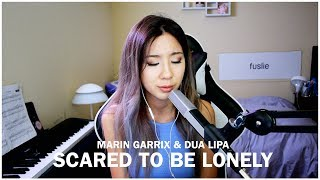 SCARED TO BE LONELY | fuslie cover