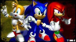 Team Sonic - We Can - With Lyrics