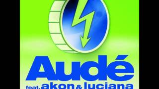 Dave Aude ft  Akon & Luciana - Electricity & Drums (Bad Boy) (Royaal & Audiophreakz Radio Mix)