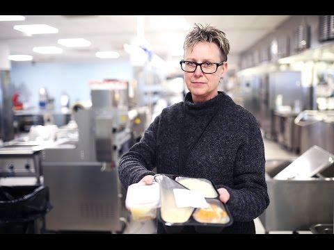 #kommunefolk – Ann-Karin kommer med mye mer enn mat