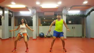 lNNA .. bad boys...zumba choreography by sfc