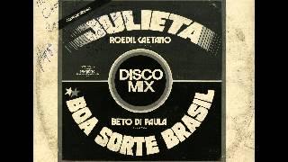 ROY CAETANO-JULIETA-TA FORRÓ