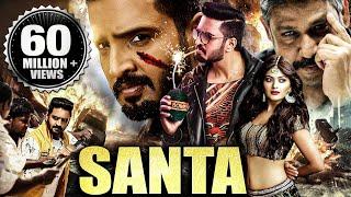 Santa (2021) NEW RELEASED Full Hindi Dubbed South Indian Movie   Santhanam, Vaibhavi Shandilya