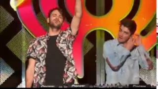 The Chainsmokers - Don''t let me down - I heart radio Jingle Ball 2016