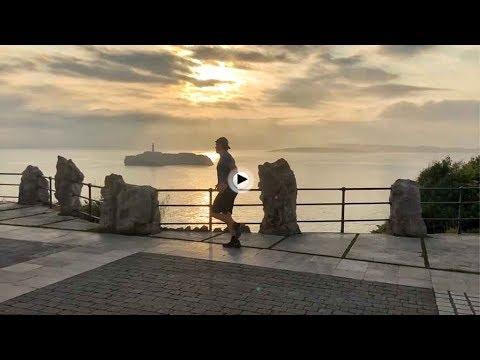 Martes. Así amanece en Cantabria... Así amanece en Santander