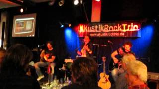 Akustik Rock Trio - Simply The Best (Tina Turner Cover) - 5 Jahre ART