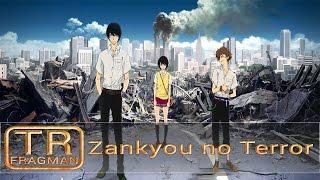 [TAF] Zankyou no Terror - 1. Fragman【Türkçe Altyazılı】