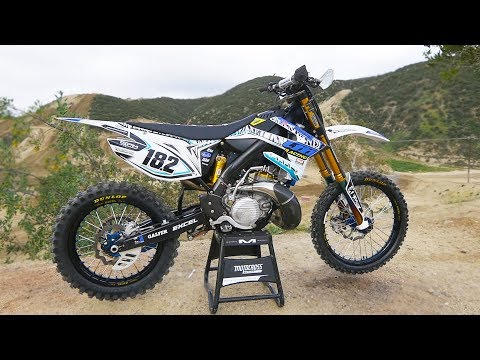 Project TM 300 2 Stroke - Motocross Action Magazine