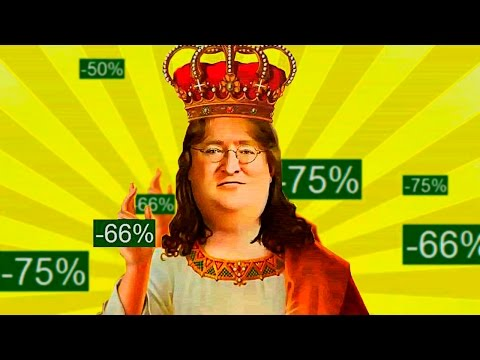 The Steam Sale Insanity